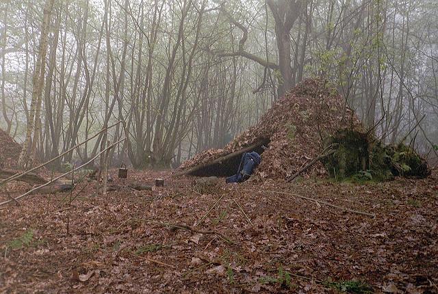 rifugio bushcraft
