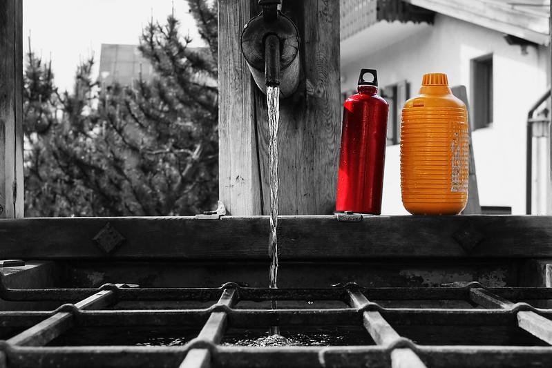 bushcraft acqua